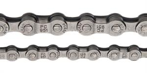 CORRENTE SRAM MTB PC951 114LINKS W/ PWR.LNK 9VEL