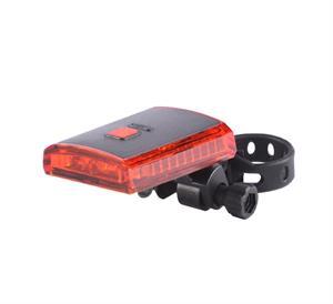 LUZ TRAS OZONE OZ-142 3-LED USB RECHARGEABLE