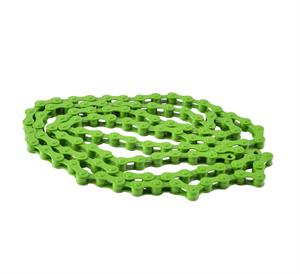 CORRENTE YABAN MTB S-410 1/2X1/8 112LINKS 1V - VERDE - C/CX